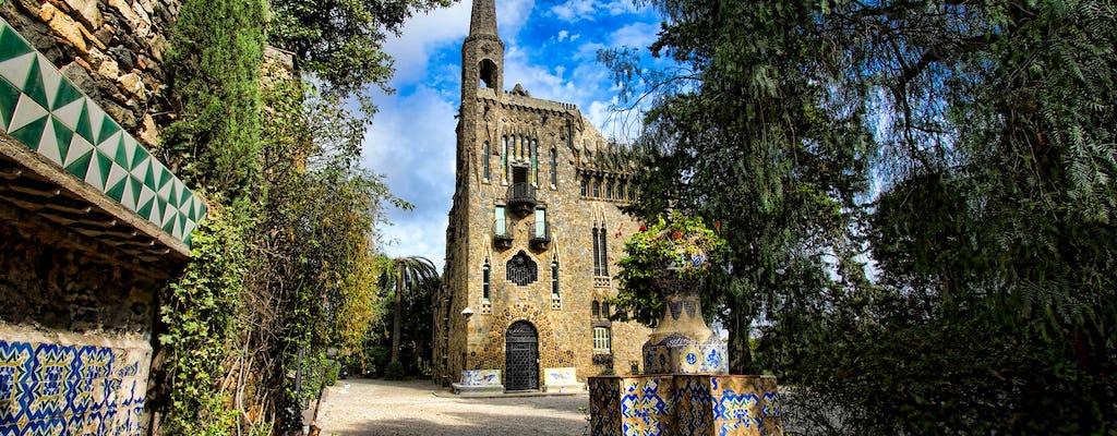 Саграда фамилия и башня Беллесгуард быстро отслеживать билеты и экскурсию с бранч