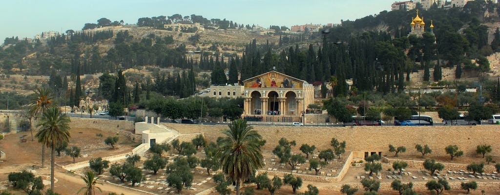 Jerusalem Path of Jesus tour