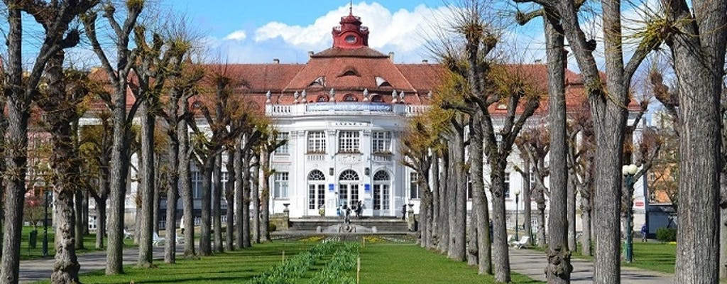Tour a Karlovy Vary y visita a la fábrica Moser desde Praga