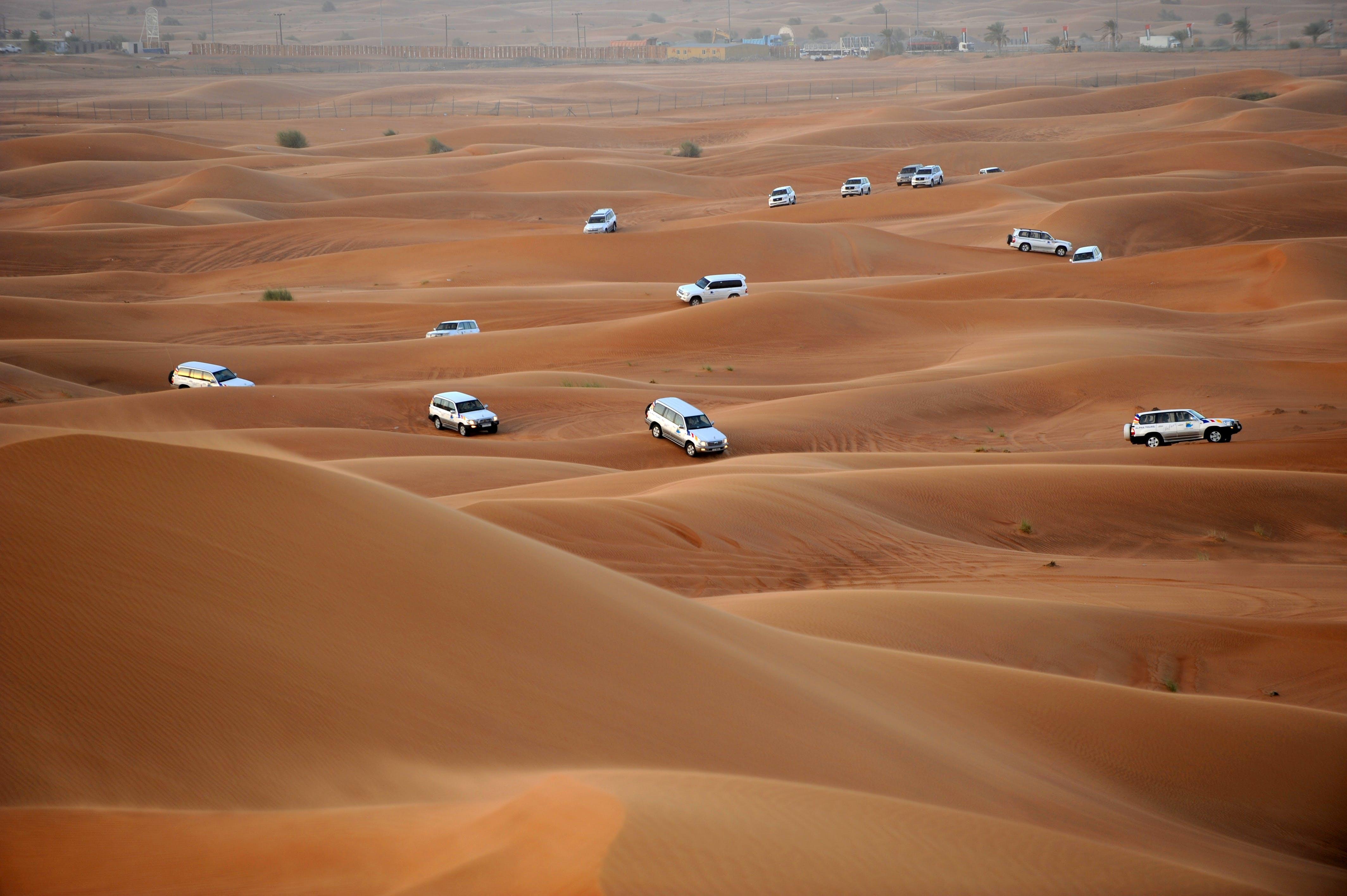 Doświadczenie pustyni Al Maha z Dubaju