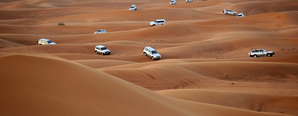 Al Maha desert experience from Dubai