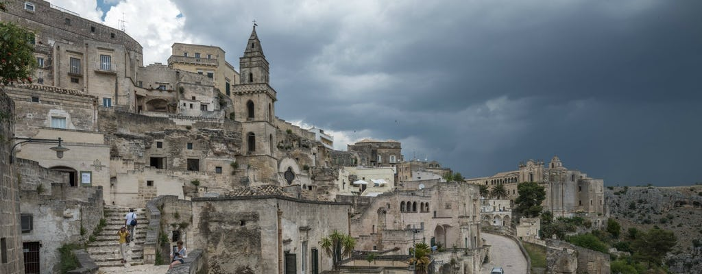 Matera private tour from Bari
