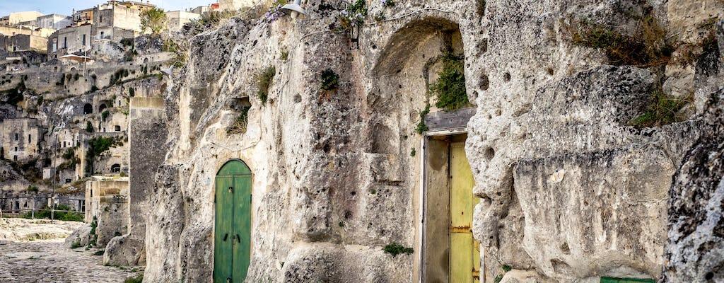 Visite d'une journée à Matera depuis Ostuni