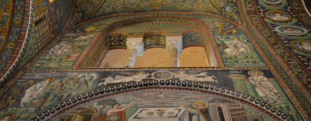Last minute private tour of Ravenna with monument admissions