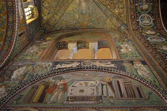 Tour privato di Ravenna con ingresso ai monumenti