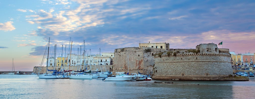 Lecce and Gallipoli day tour from Bari