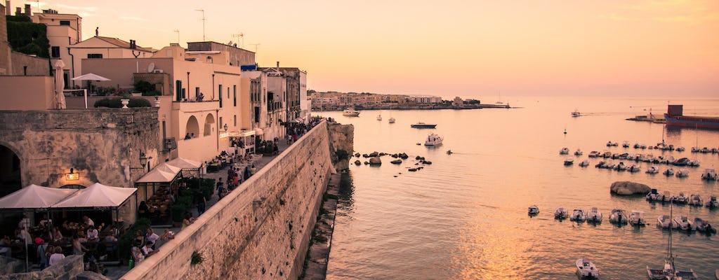 Journée à Lecce et à Otranto au départ d'Ostuni
