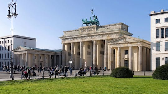 Best of Berlin private walking tour