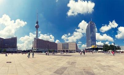 Ver la ciudad,Ver la ciudad,Tours históricos y culturales,Muro de Berlín