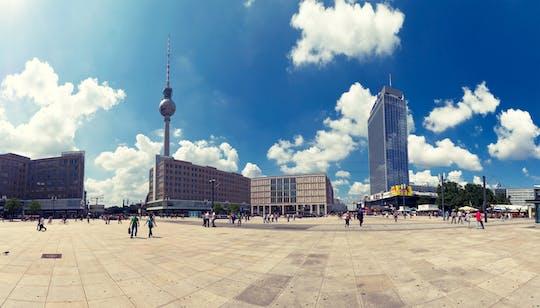Tour privado sobre o Muro de Berlim e a Guerra Fria na parte leste de Berlim