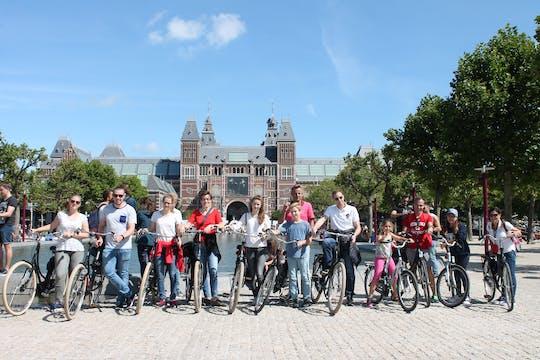 Wycieczka rowerowa po Amsterdamie Amsterdam