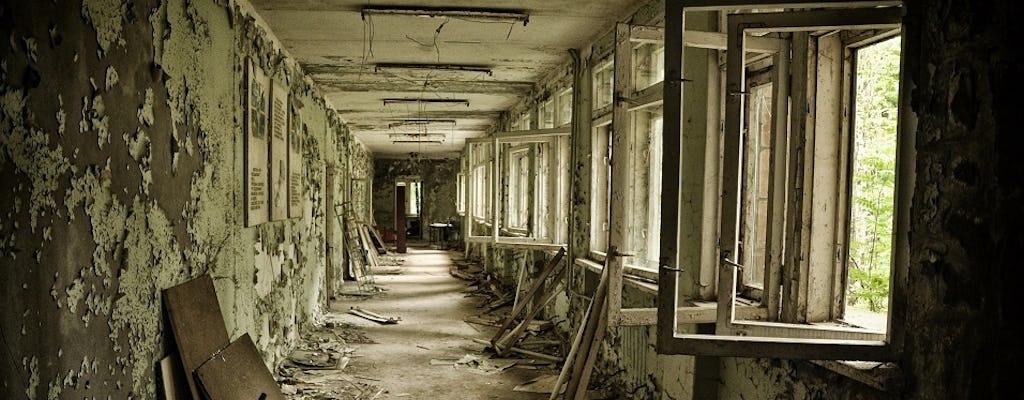 Chernobyl and Pripyat excursion from Kiev