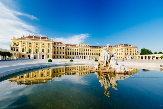 Skip-the-line Schönbrunn Palace visit and Vienna city tour in the morning