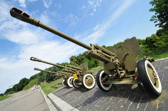 Private Tour durch das Museum des Zweiten Weltkriegs in Kiew