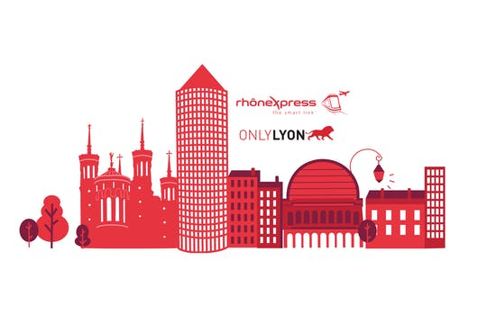 RHONEXPRESS und Lyon City Card