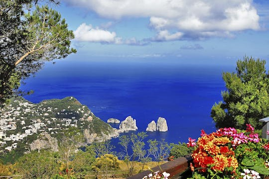 2-day tour to Naples, Pompeii, Sorrento & Capri from Rome
