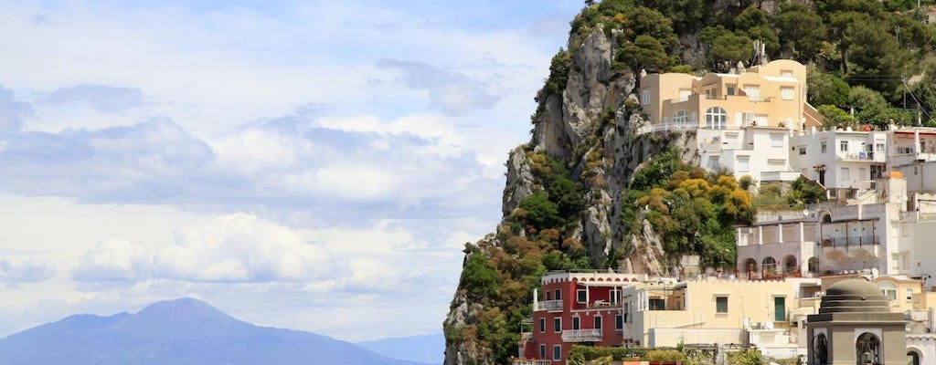 3-day tour to Naples, Pompeii, Sorrento & Capri
