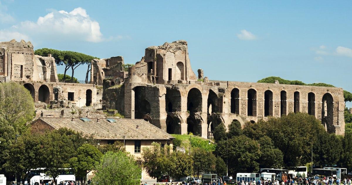 Circus Maximus, Caracalla Bath & Aventine Hill small group tour