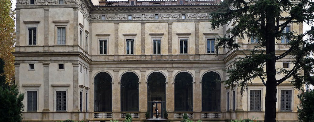 Villa Farnesina private tour