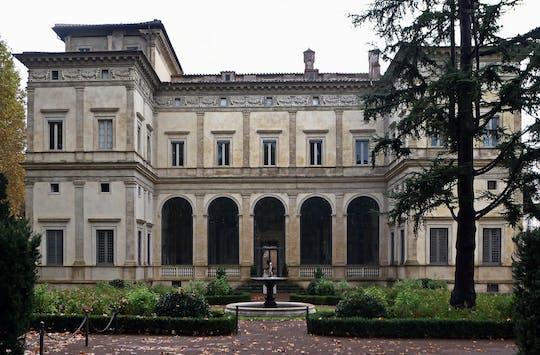 Visite privée de la Villa Farnesina