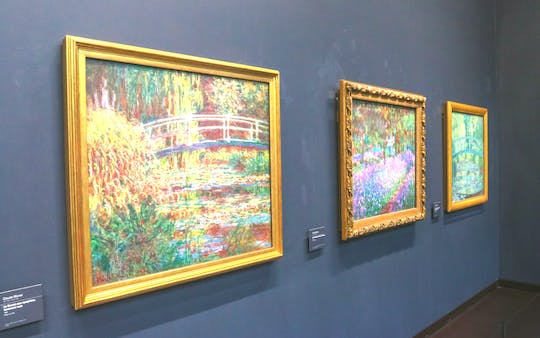 Impressionist masterpieces tour of Orsay Museum with priority access