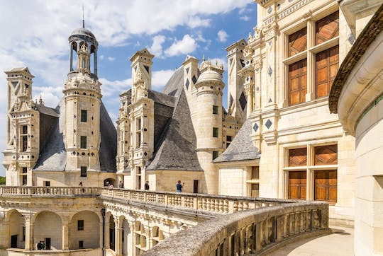Chenonceau, Chambord with wine-tasting from Tours
