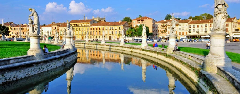 Private guided tour of Padua in Veneto