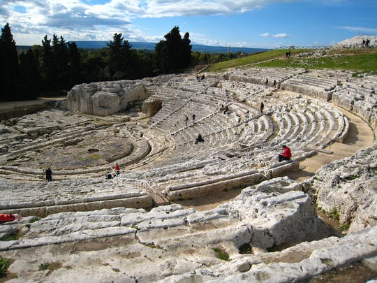 Visite privée de Syracuse en Sicile