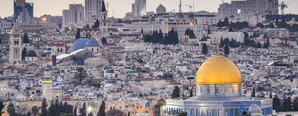 4-day Christian Israel tour with hotel