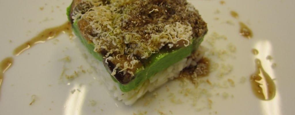 Lezioni private di cucina sul lago di Garda in un ristorante per intenditori