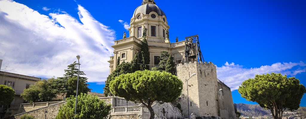 Private guided tour of Messina in Sicily