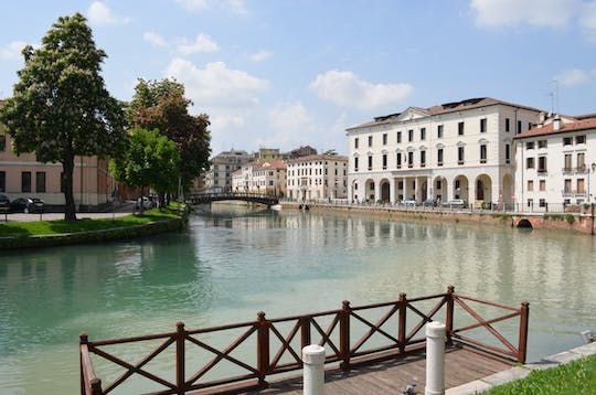 Private tour of Treviso with a local guide