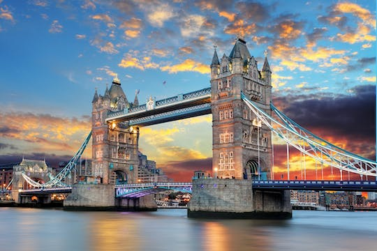 Bilety na Tower Bridge