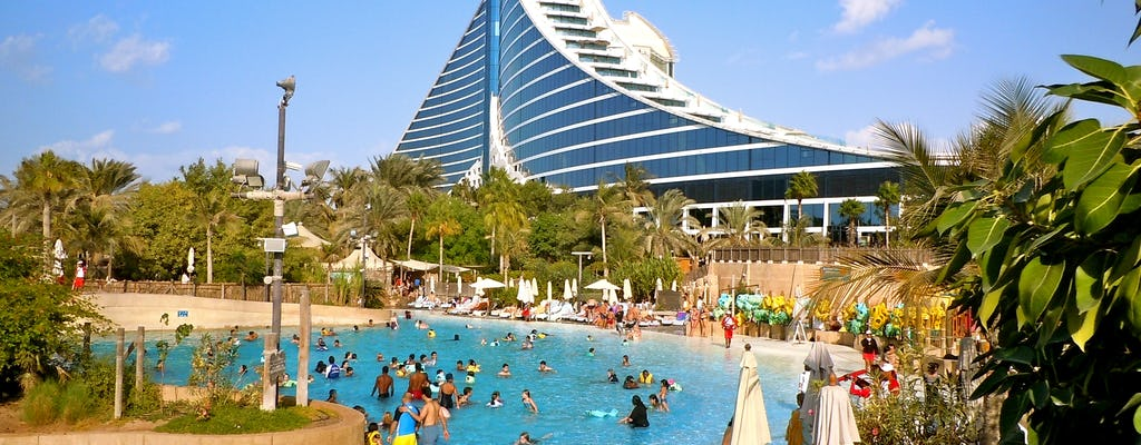 Dubai Wild Wadi Waterpark tickets and optional transfer
