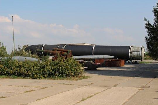 Museum der Strategischen Raketentruppen private Tagestour ab Kiew