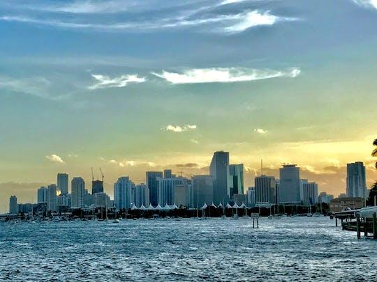 Экскурсия по Майами с лодочной экскурсией по заливу Бискейн