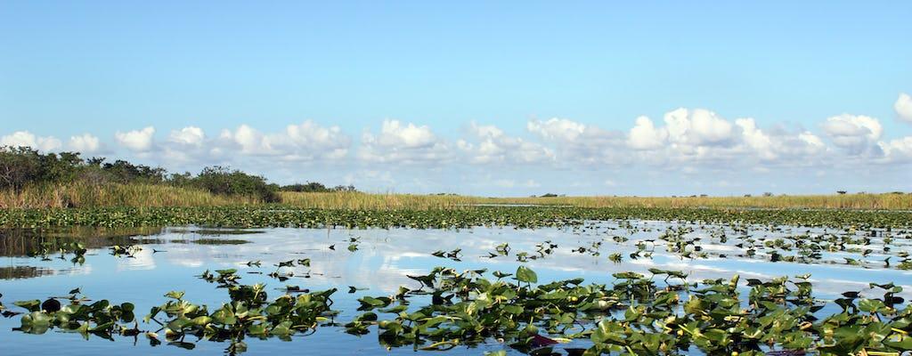 Everglades tour from Miami