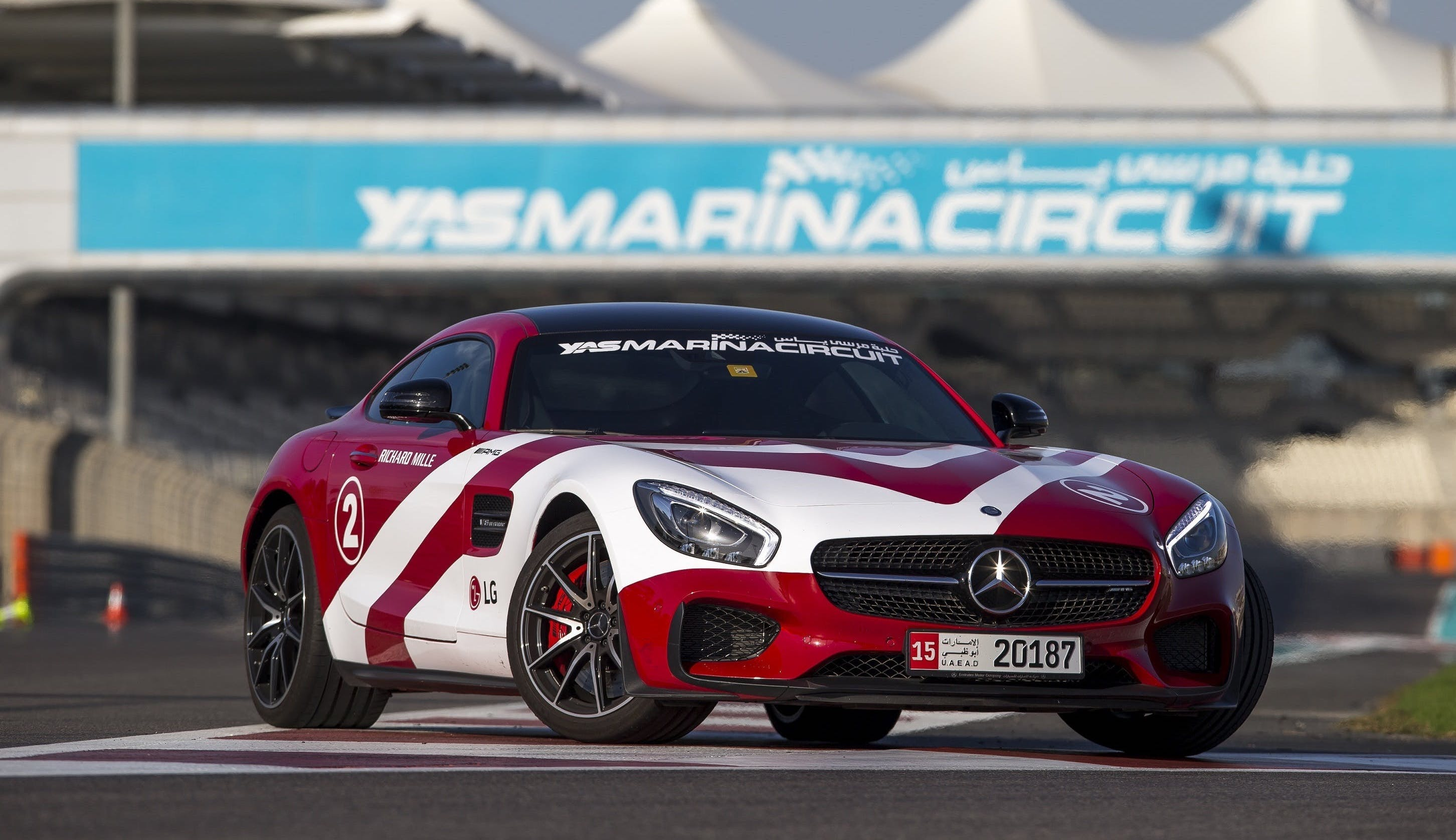 Mercedes GTS driving experience