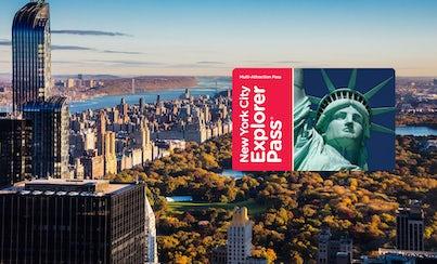 Ver la ciudad,City tours,Tickets, museos, atracciones,Tickets, museums, attractions,Pases de ciudad,City passes,Entradas a atracciones principales,Major attractions tickets,New York City Pass,New York Pass