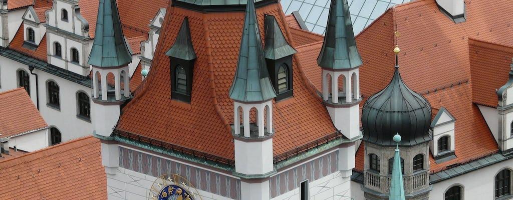 Munich scavenger hunt tour