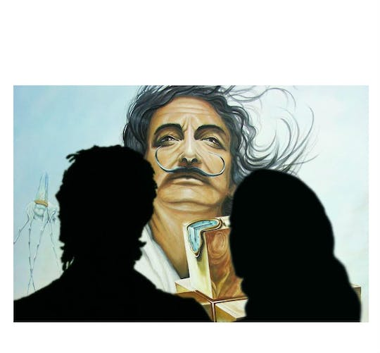 """Dalí - the exhibition at Potsdamer Platz"" skip-the-line tickets"