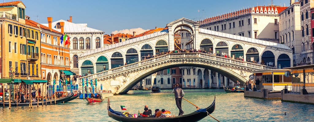 Rialto market food and wine tour of Venice