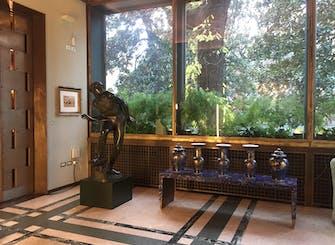 Design and architecture private tour with Villa Necchi Campiglio