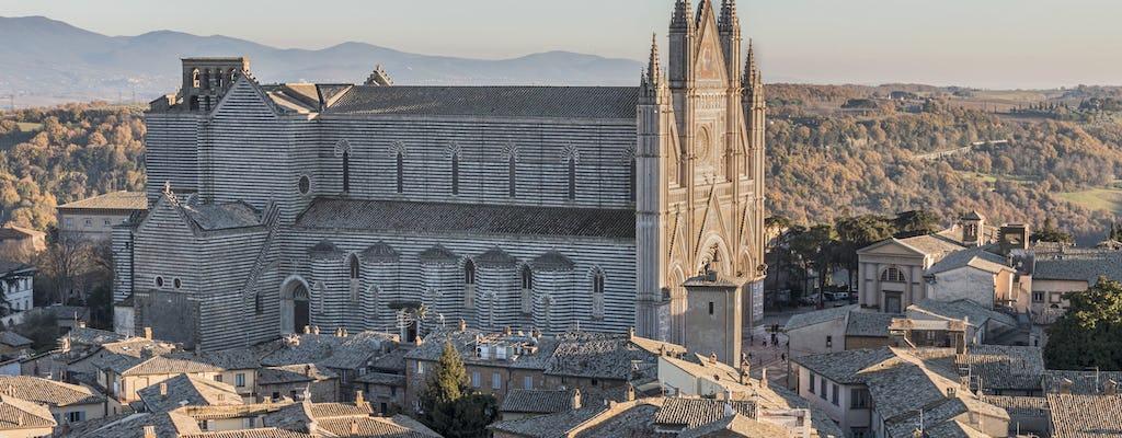 Półprywatna całodniowa wycieczka z Rzymu do Asyżu i Orvieto