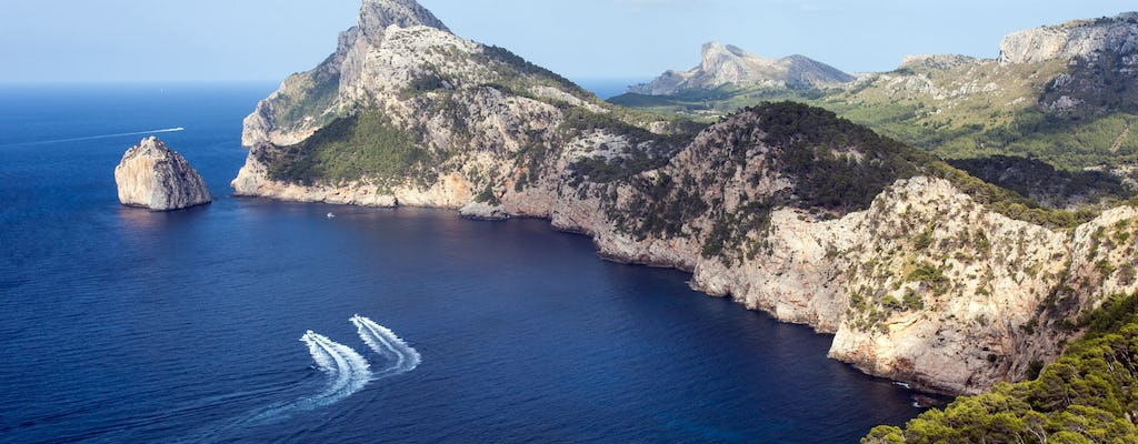 Mallorca from sky to sea walking tour with lunch