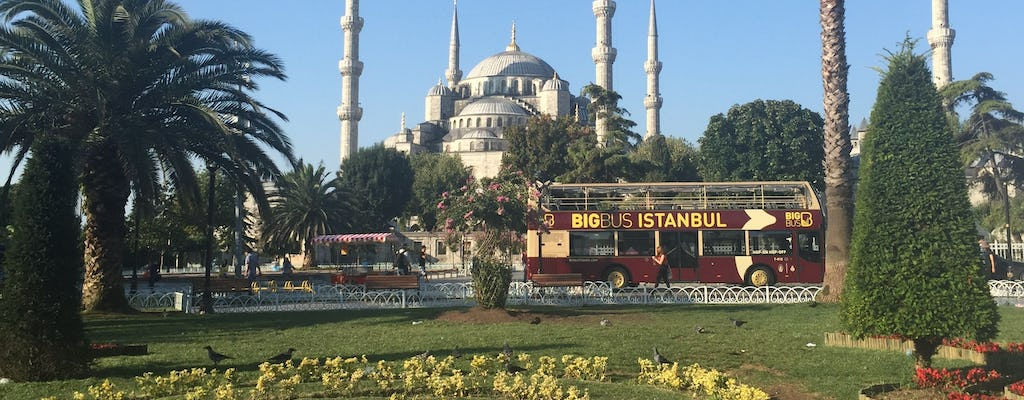 Big Bus Istanbul Hop-On Hop-Off-Tour
