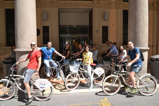 Classic Bologna bike tour