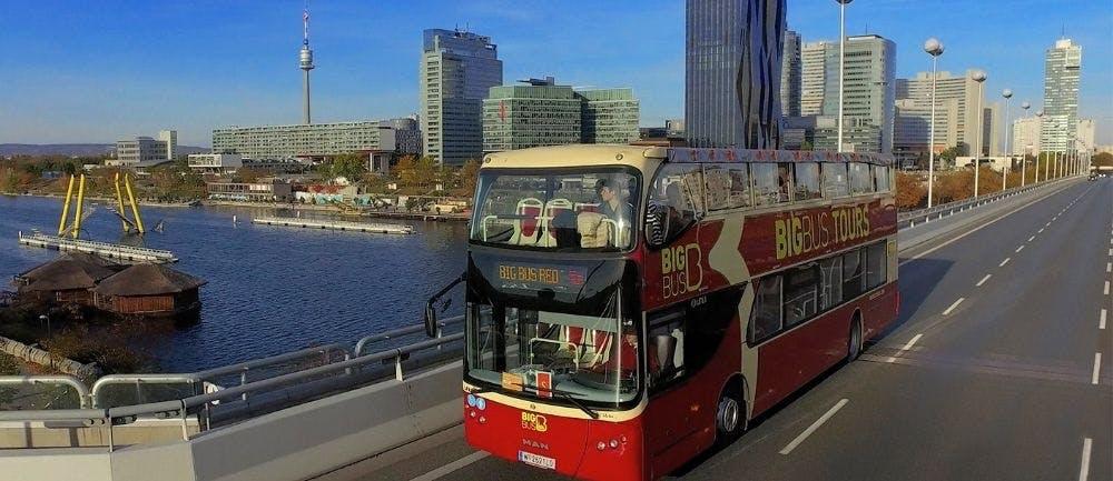 Ver la ciudad,Ver la ciudad,Ver la ciudad,Visitas en autobús,Tour por Viena