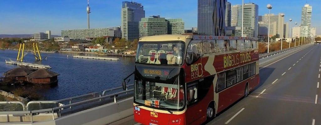 Recorrido en bus turístico por Viena