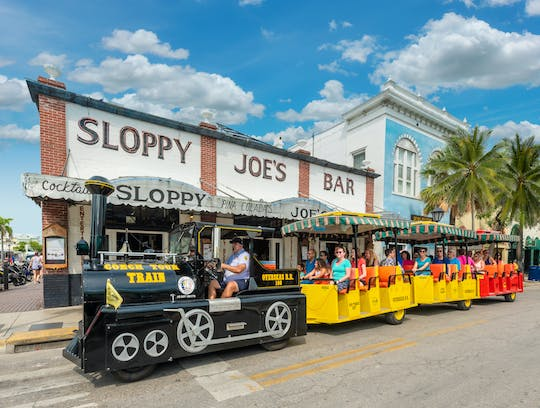 Conch Tour Train of Key West Bilhetes de 1 e 2 dias